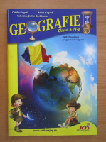 Anticariat: Catalin Gogota - Geografie. Clasa a IV-a