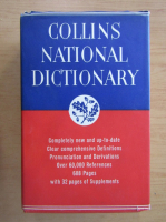 Anticariat: Collins National Dictionary