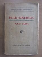 Duiliu Zamfirescu - Poezii alese