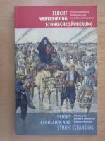 Anticariat: Flight expulsion and ethnic cleansing (editie bilingva)