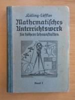Anticariat: Kolling Loffler - Mathematisches Unterrichtswert (volumul 2)