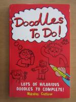 Anticariat: Nikalas Catlow - Doodles To Do!