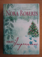 Anticariat: Nora Roberts - First Impressions