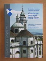 Anticariat: Protection des biens culturels en Suisse. Conserver, proteger, respecter