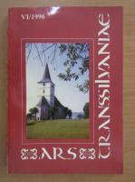 Anticariat: Revista Ars Transsilvaniae, nr. 6, 1996