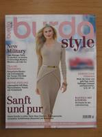 Anticariat: Revista Burda, nr. 10, 2013
