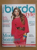 Revista Burda, nr. 2, 2012