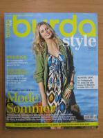 Anticariat: Revista Burda, nr. 2, 2013