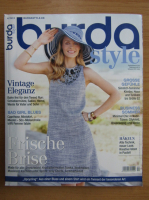 Revista Burda, nr. 4, 2013