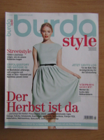 Anticariat: Revista Burda, nr. 8, 2012