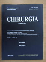 Anticariat: Revista Chirurgia, Vol. 104, Supliment 2, 2009