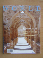 Anticariat: Revista Patrimoine Mondial, nr. 60, iunie 2011