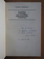 Anticariat: Teodor Vargolici - Ecourile literare ale cuceririi Independentei Nationale (cu autograful autorului)