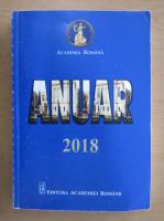 Academia Romana. Anuar 2018