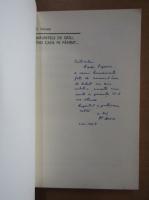 Al. Simion - Grauntele de grau, cand cade pe pamant (cu autograful autorului)