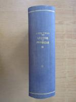 Albert Turpain - Lecons elementaires de physique (volumul 2)