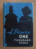Anticariat: Alexei Pisemski - One Thousand Souls