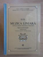Alexie Al. Buzera - Muzica liniara. Manual pentru seminariile teologice