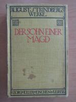 Anticariat: August Strindberg - Der Sohn Einer Magd