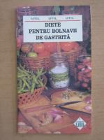 Anticariat: Diete pentru bolnavii de gastrita