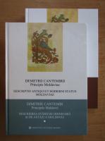 Anticariat: Dimitrie Cantemir - Descrierea starii de odinioara si de astazi a Moldovei (2 volume)