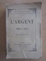 Emile Zola - L'argent