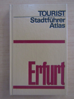 Erfurt. Tourist Stadfuhrer Atlas