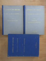 Anticariat: F. X. Schaffer - Lehrbuch der Geologie (3 volume)