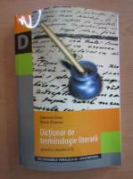 Gabriela Dinu - Dictionar de terminologie literara pentru clasele V-X