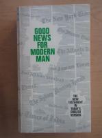 Anticariat: Good news for Modern Man