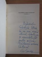 Anticariat: Grigore Smeu - Sensibilitatea estetica romaneasca (cu autograful autorului)