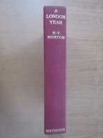 H. V. Morton - A London Year