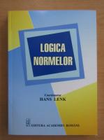 Hans Lenk - Logica normelor