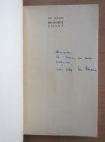 Anticariat: Ion Maxim - Frumusete amara (cu autograful autorului)