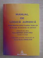 Manual de logica juridica