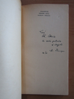 Anticariat: Marcel Breazu - Dialoguri despre arta (cu autograful autorului)