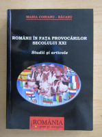 Anticariat: Maria Cobianu Bacanu - Romanii in fata provocarilor secolului XXI