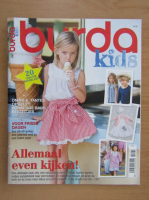 Anticariat: Revista Burda Kids, 2014