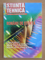 Anticariat: Revista Stiinta si Tehnica, anul LVI, nr. 4, aprilie 2004