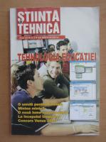 Anticariat: Revista Stiinta si Tehnica, anul LVI, nr. 5, mai 2004