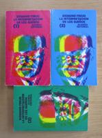 Anticariat: Sigmund Freud - La Interpretacion de Los Suenos (3 volume)