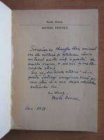 Anticariat: Vasile Donose - Sinteze estetice (cu autograful autorului)