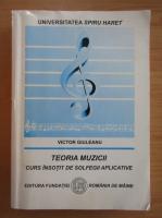 Anticariat: Victor Giuleanu - Teoria muzicii