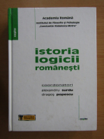 Anticariat: Alexandru Surdu - Istoria logicii romanesti