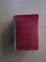Anticariat: Artur Risigari - Liliput Worterbuch Deutsch-Danisch