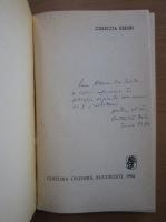 Anticariat: Constantin Noica - Trei introduceri la devenirea intru fiinta (cu autograful autorului)