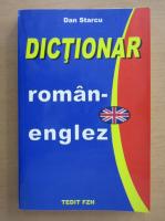 Dan Starcu - Dictionar roman-englez