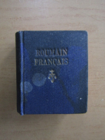 Anticariat: Dictionar portativ roman-francez (format liliput)