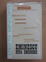 Anticariat: Eminescu dupa Eminescu