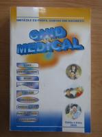 Anticariat: Ghid medical. Unitatile cu profil sanitar din Bucuresti